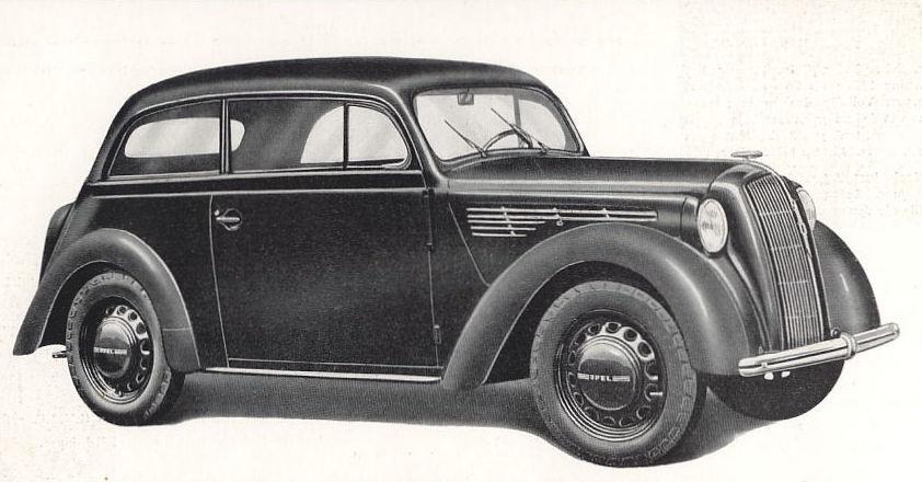 Opel Kadett I